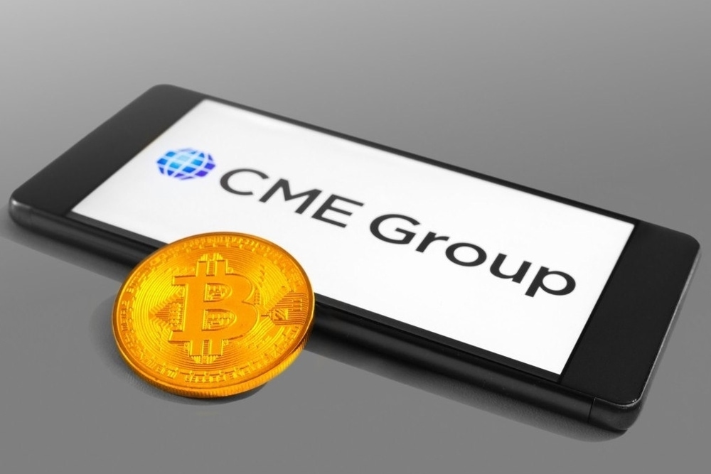 Bitcoin trading at CME Group